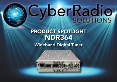 wideband digital receiver